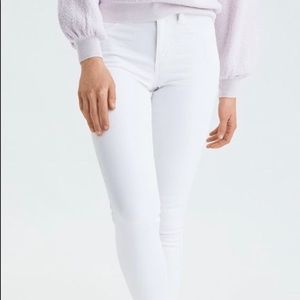AMERICAN EAGLE - White Jegging